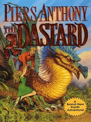 cover image of The Dastard
