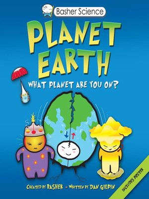 cover image of Planet Earth