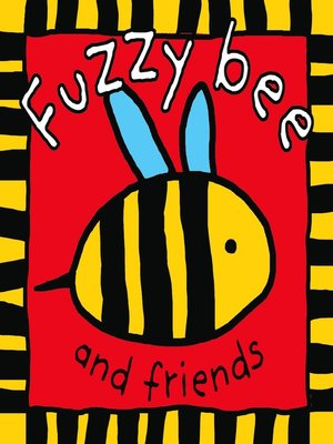 cover image of Fuzzy Bee and Friends