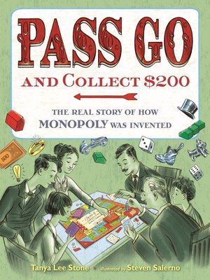 cover image of Pass Go and Collect $200
