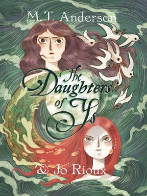 cover image of The Daughters of Ys