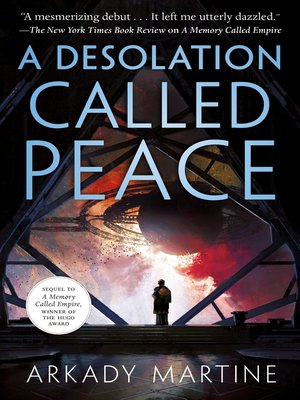 cover image of A Desolation Called Peace