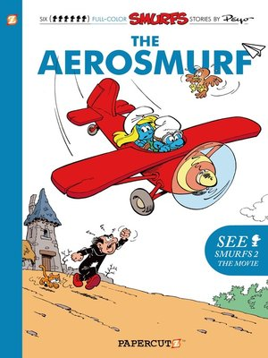 cover image of The Aerosmurf