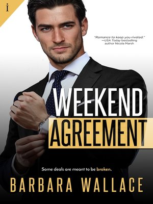 cover image of Weekend Agreement