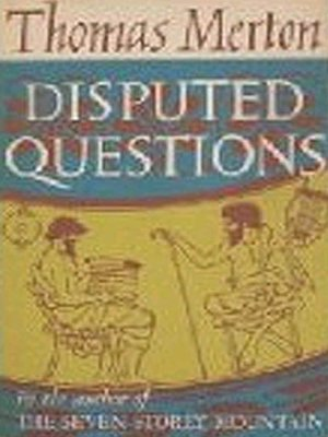 cover image of Disputed Questions