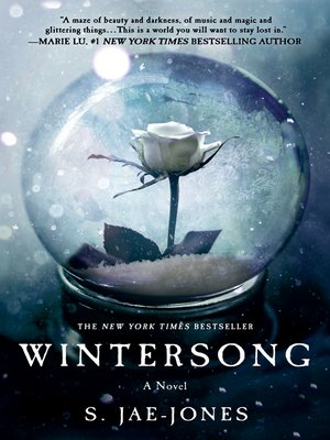 cover image of Wintersong--A Novel