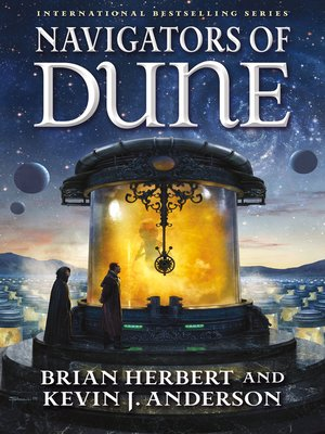 cover image of Navigators of Dune