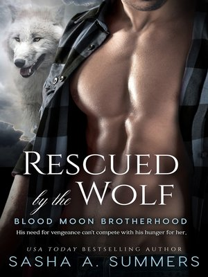 cover image of Rescued by the Wolf