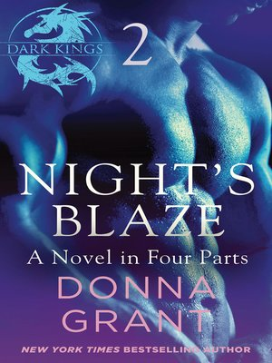 cover image of Night's Blaze, Part 2