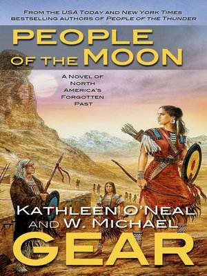 cover image of People of the Moon