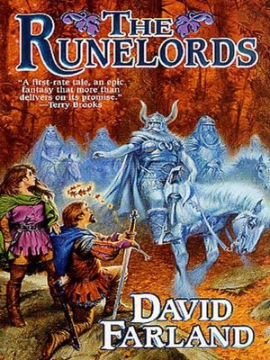 cover image of The Runelords