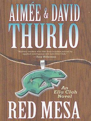 cover image of Red Mesa--An Ella Clah Novel