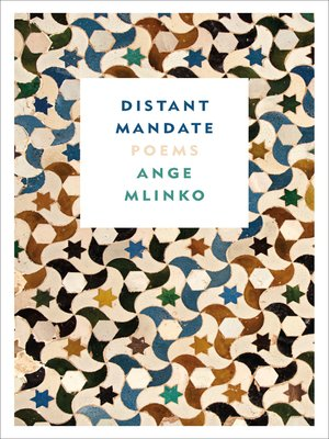 cover image of Distant Mandate