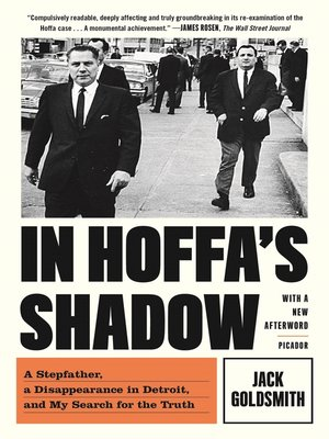cover image of In Hoffa's Shadow