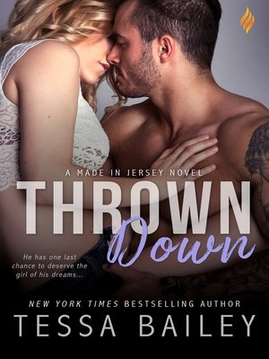 cover image of Thrown Down
