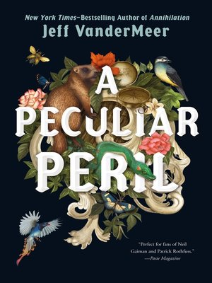 cover image of A Peculiar Peril