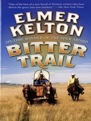 cover image of Bitter Trail
