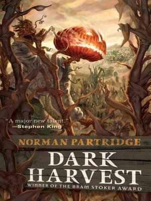 cover image of Dark Harvest
