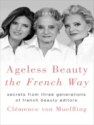 cover image of Ageless Beauty the French Way