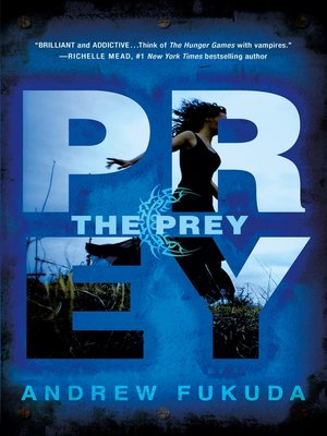cover image of The Prey