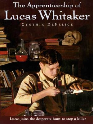 cover image of The Apprenticeship of Lucas Whitaker