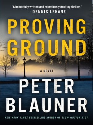 cover image of Proving Ground