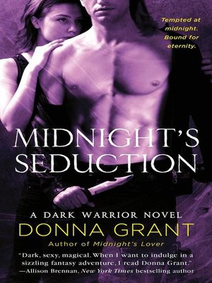 cover image of Midnight's Seduction