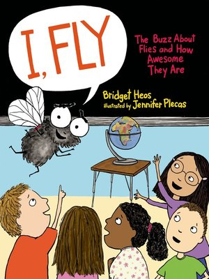 cover image of I, Fly