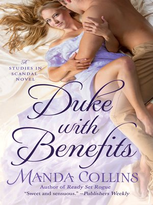 cover image of Duke with Benefits