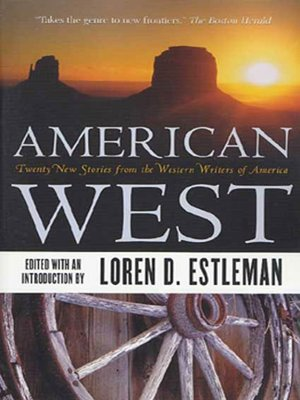 cover image of American West