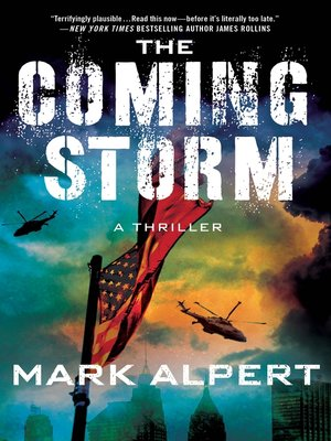 cover image of The Coming Storm
