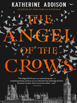 cover image of The Angel of the Crows