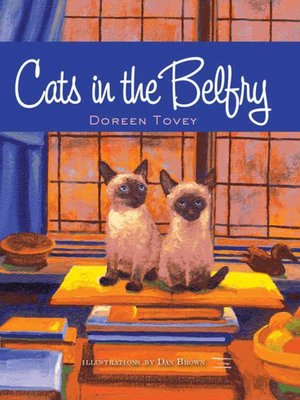 cover image of Cats in the Belfry