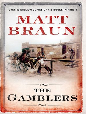 cover image of The Gamblers