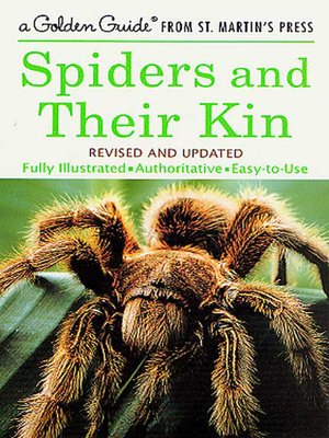 cover image of Spiders and Their Kin