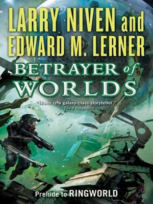 cover image of Betrayer of Worlds