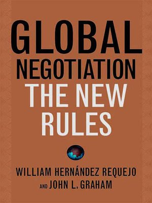cover image of Global Negotiation