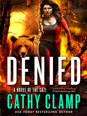 cover image of Denied--A Novel of the Sazi