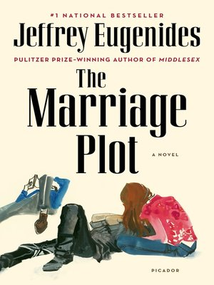 cover image of The Marriage Plot