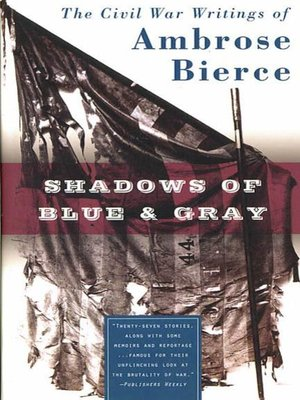 cover image of Shadows of Blue & Gray