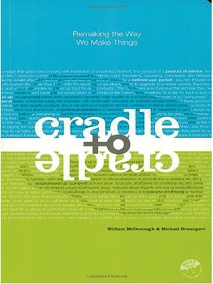 cover image of Cradle to Cradle