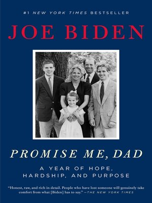 cover image of Promise Me, Dad