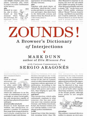 cover image of ZOUNDS!