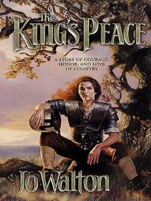 cover image of The King's Peace