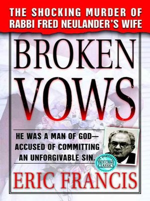 cover image of Broken Vows