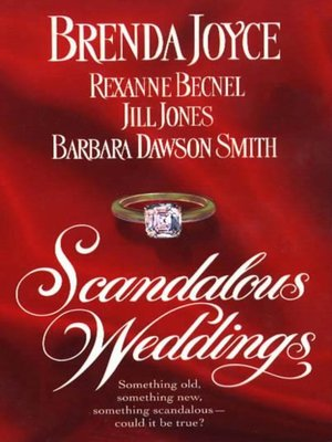 cover image of Scandalous Weddings