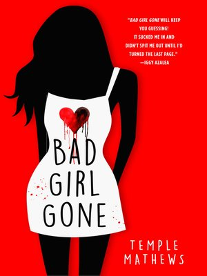 cover image of Bad Girl Gone