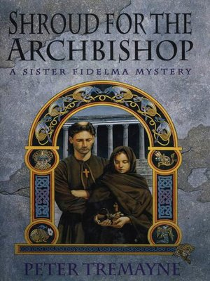 cover image of Shroud for the Archbishop