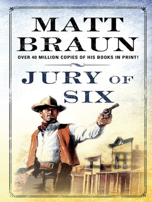 cover image of Jury of Six