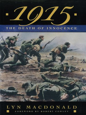 cover image of 1915--The Death of Innocence